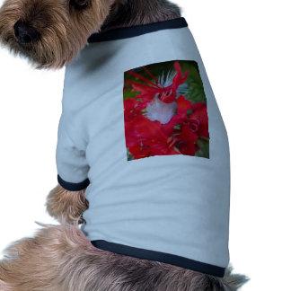 Beautiful Alien Crimson.jpg Ringer Dog Shirt
