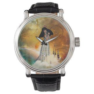 Beautiful amarican indian watch
