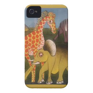 Beautiful Amazing African wild animal safari color iPhone 4 Case-Mate Cases