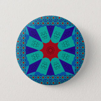 Beautiful Amazing Egyptian  Feminine Design Color 6 Cm Round Badge