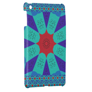 Beautiful Amazing Egyptian  Feminine Design Color iPad Mini Cover