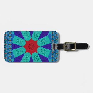 Beautiful Amazing Egyptian  Feminine Design Color Luggage Tag