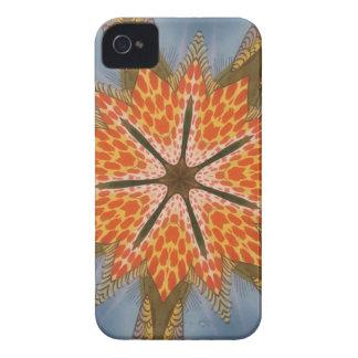 Beautiful amazing feminine African Design animal iPhone 4 Cases