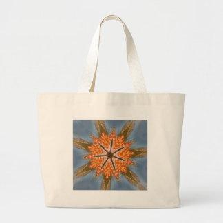 Beautiful amazing feminine African Design.animal p Large Tote Bag