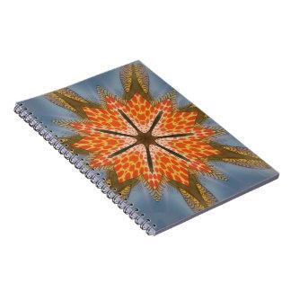 Beautiful amazing feminine African Design.animal p Notebooks
