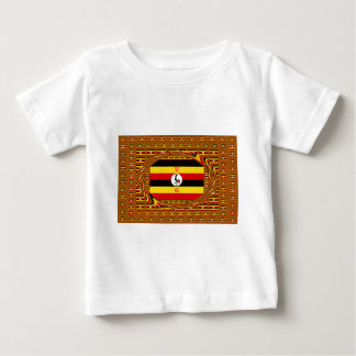 Beautiful amazing Hakuna Matata Lovely Uganda Colo Baby T-Shirt