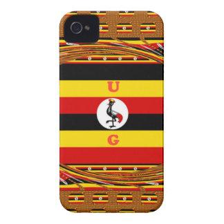 Beautiful amazing Hakuna Matata Lovely Uganda Colo Case-Mate iPhone 4 Cases