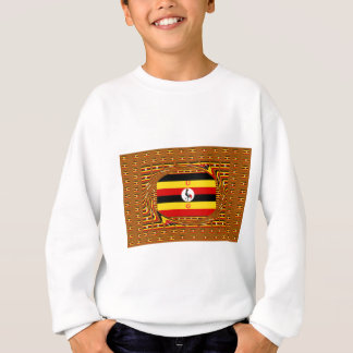 Beautiful amazing Hakuna Matata Lovely Uganda Colo Sweatshirt
