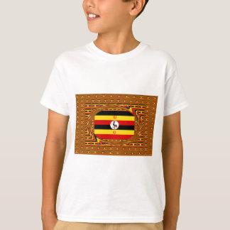 Beautiful amazing Hakuna Matata Lovely Uganda Colo T-Shirt