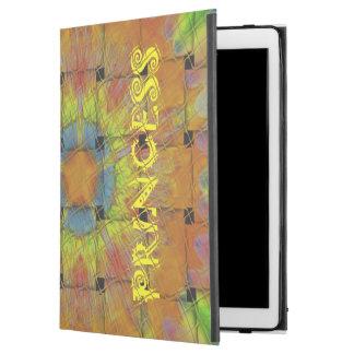 """Beautiful amazing Little Princess woven pattern iPad Pro 12.9"""" Case"""