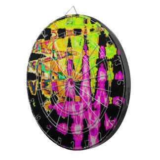 Beautiful Amazing  water colors pattern Dart Boards