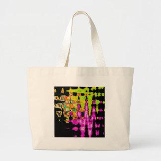 Beautiful Amazing  water colors pattern Large Tote Bag
