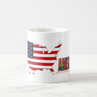 Beautiful America Coffee Mug