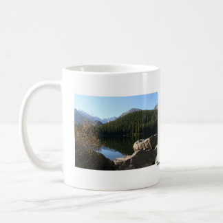 Beautiful America: Fall in the Rocky Mountains Coffee Mugs
