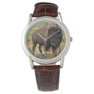 Beautiful  American Buffalo Watch