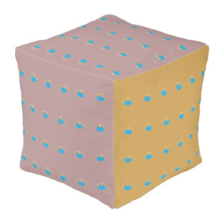 Beautiful and Elegant children  Cube Pouf with
