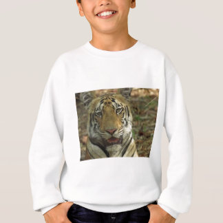Beautiful and Smiling Tiger Sweatshirt