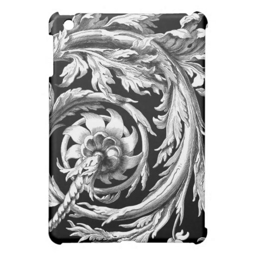 Beautiful and Strange iPad Mini Cover