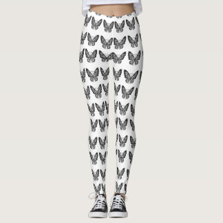 Beautiful and Unique butterfly Design LEGGINGS