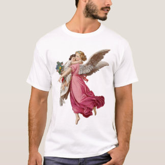 Beautiful Angel Cute Little Girl T-Shirt