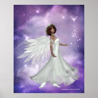 Beautiful Angel Design 3 - Print