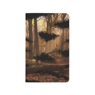 beautiful artistic painting Notebook