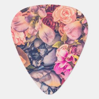 Beautiful Assorted Floral | Guitar Pick