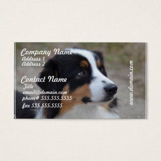 Beautiful Aussie Business Card