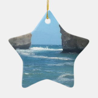 Beautiful Australian Scenery you can take anywhere Ceramic Star Decoration