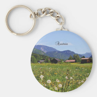 Beautiful Austria Key Ring