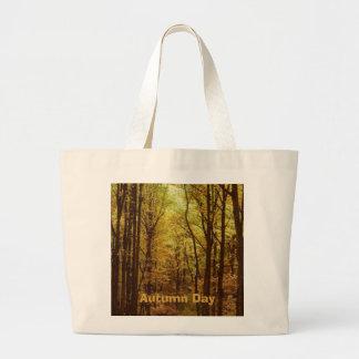 Beautiful Autumn Day, bag