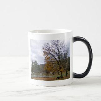 Beautiful Autumn Day Morphing Mug
