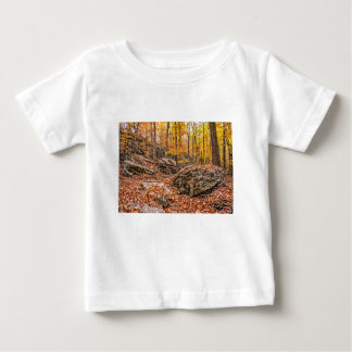 Beautiful Autumn Forest Baby T-Shirt
