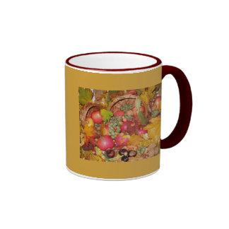 Beautiful Autumn Ringer Mug