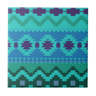 Beautiful Aztec Print Tile
