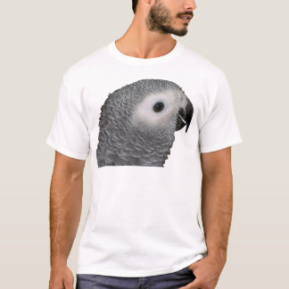 Beautiful Baby African Grey T-Shirt