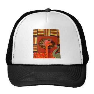 Beautiful baby funny giraffe cap