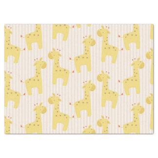 Beautiful Baby Giraffe Tissue Paper