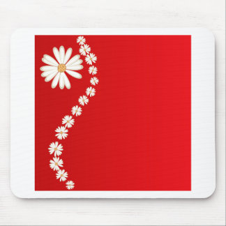 beautiful background beauty bloom flower mouse pad
