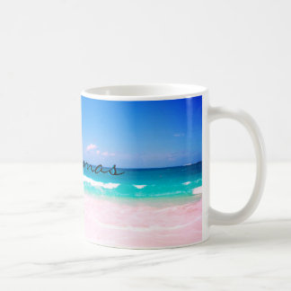 Beautiful Bahamas Beach Coffee Mug
