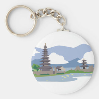 Beautiful Bali Key Ring
