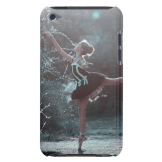 Beautiful Ballerina in Frosted Woods Phone Case