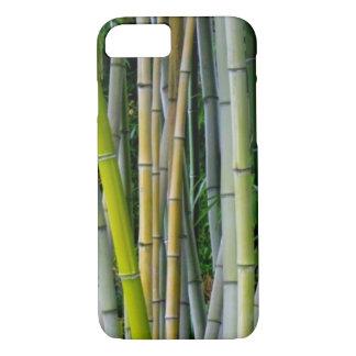 Beautiful bamboo grove iPhone 7 case