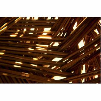 Beautiful Basket Acrylic Cut Out