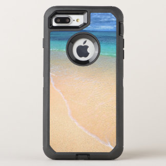 Beautiful Beach Day OtterBox Defender iPhone 7 Plus Case