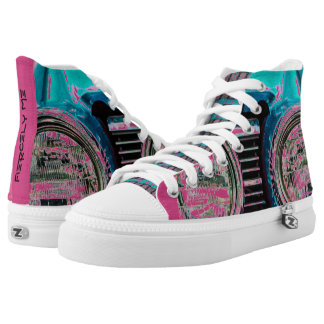 Beautiful Beats High Tops