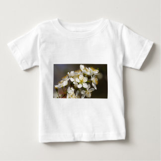 Beautiful bee-flower baby T-Shirt