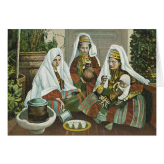 Beautiful Bethlehem Women Card