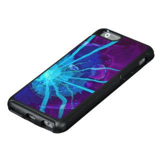 Beautiful Bioluminescent Sea Anemone FractalFlower OtterBox iPhone 6/6s Case