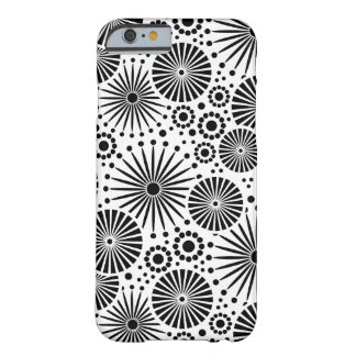Beautiful black and white iPhone 6 case Barely There iPhone 6 Case